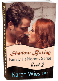 Family Heirlooms Series, Book 2: Shadow Boxing 3d cover