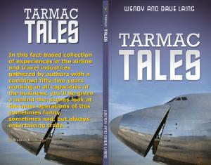 Tarmac Tales Print Cover