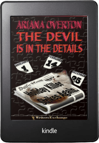 The Devil is in the Details Kindle cover