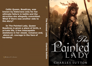 The Painted Lady Print cover