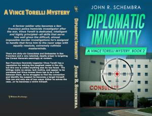 Diplomatic Immunity Print cover