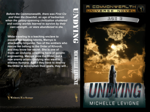 Undying Print cover