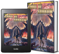 A Ring Realms Novel: Shaladen Chronicles Book 2: Anvil of Sorrow 2 covers