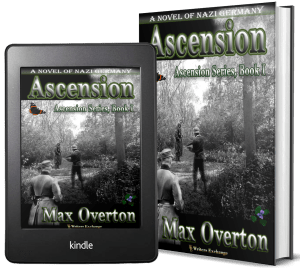 Ascension Series, Book 1: Ascension, A Novel of Nazi Germany 2 covers