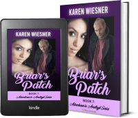 Adventures in Amethyst Series, Book 7: Briar's Patch 2 covers