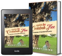 Under the Coolabah Tree: A Collection of Australian Poetry 2 covers