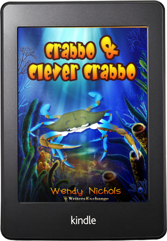 Crabbo Kindle cover