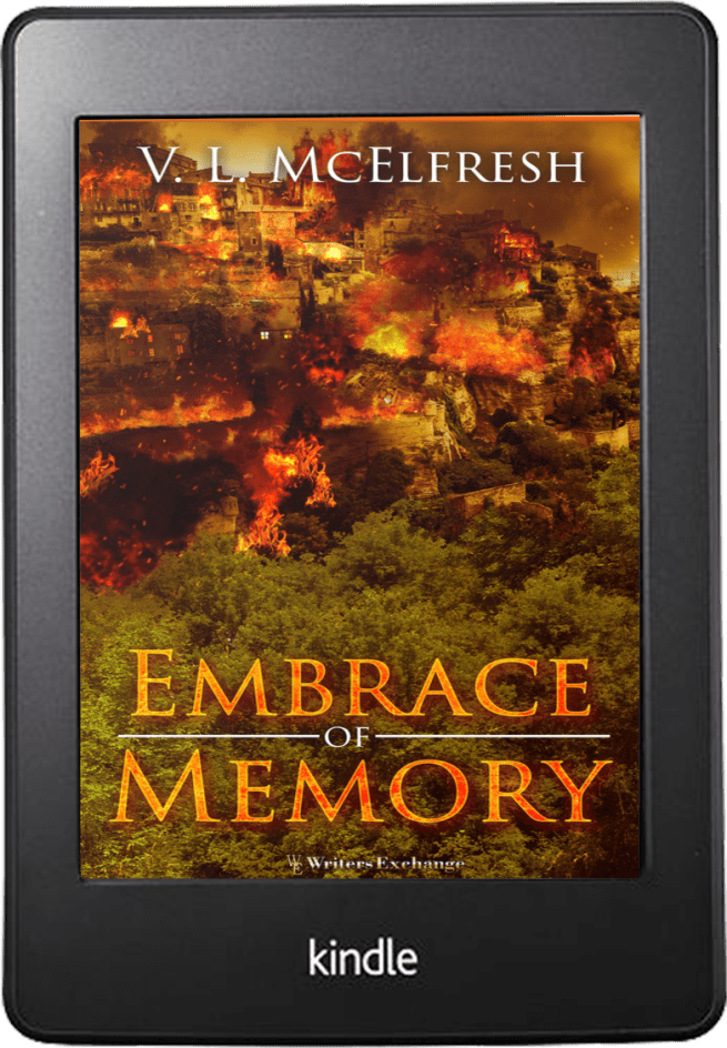 Embrace of Memory Kindle cover