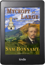 Mycroft at Large Kindle cover