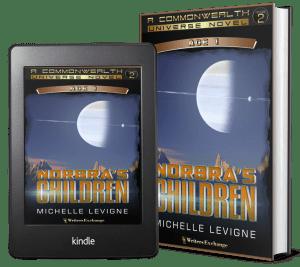 Commonwealth Universe, Age 1: Volume 2: Norbra's Children 2 covers
