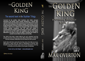 The Golden King Print cover