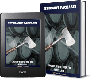 Jane Doe Mystery, Book 2: Severance Packages 2 covers