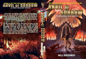 Anvil of Sorrow Print cover