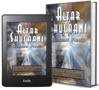 The Altar of Shulaani Series, Book 1: Altar of Shulaani 2 covers