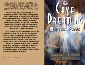 The Cave of Dreaming Print cover