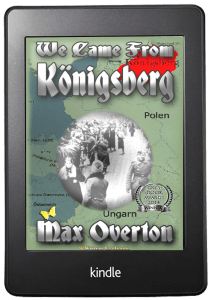 We Came from Konigsberg Kindle cover