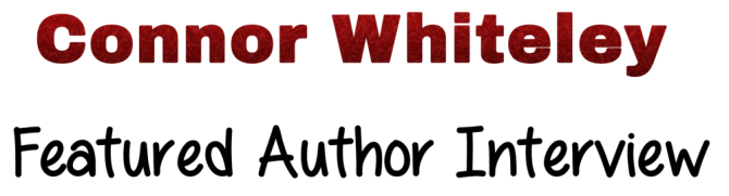 Connor Whiteley featured author