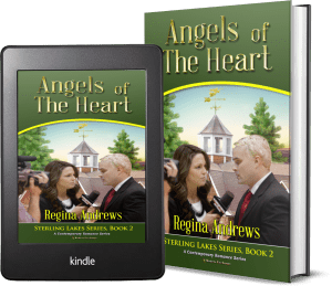 Sterling Lakes Series, Book 2: Angels of the Heart 2 covers