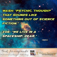Firefly Quote: Psychic, though?