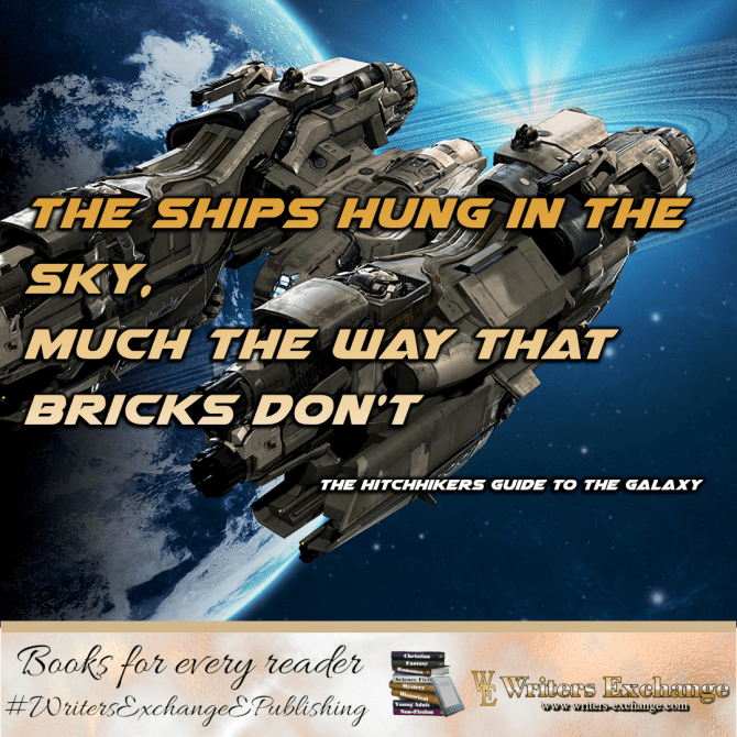 SF Book/TV Show Quote: Hitchhiker's Guide to the Galaxy
