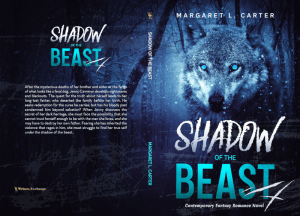 Shadow of the Beast by Margaret L. Carter Print Cover
