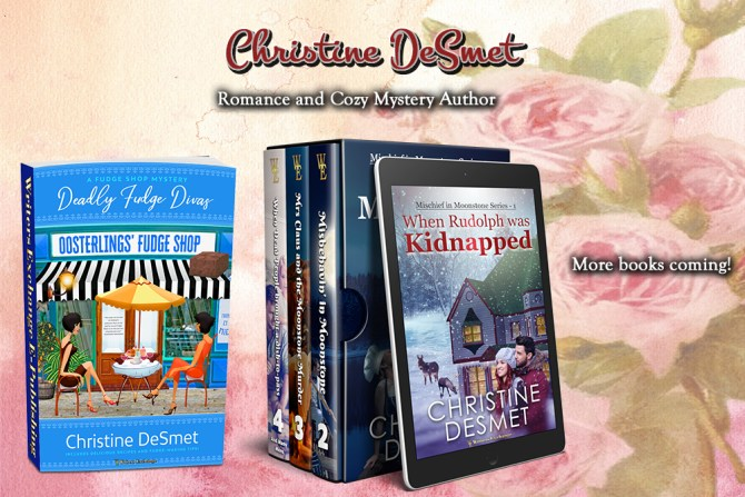 Christine DeSmet Featured Author