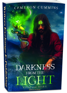 illing god, Book 1: Darkness from the Light 3d cover