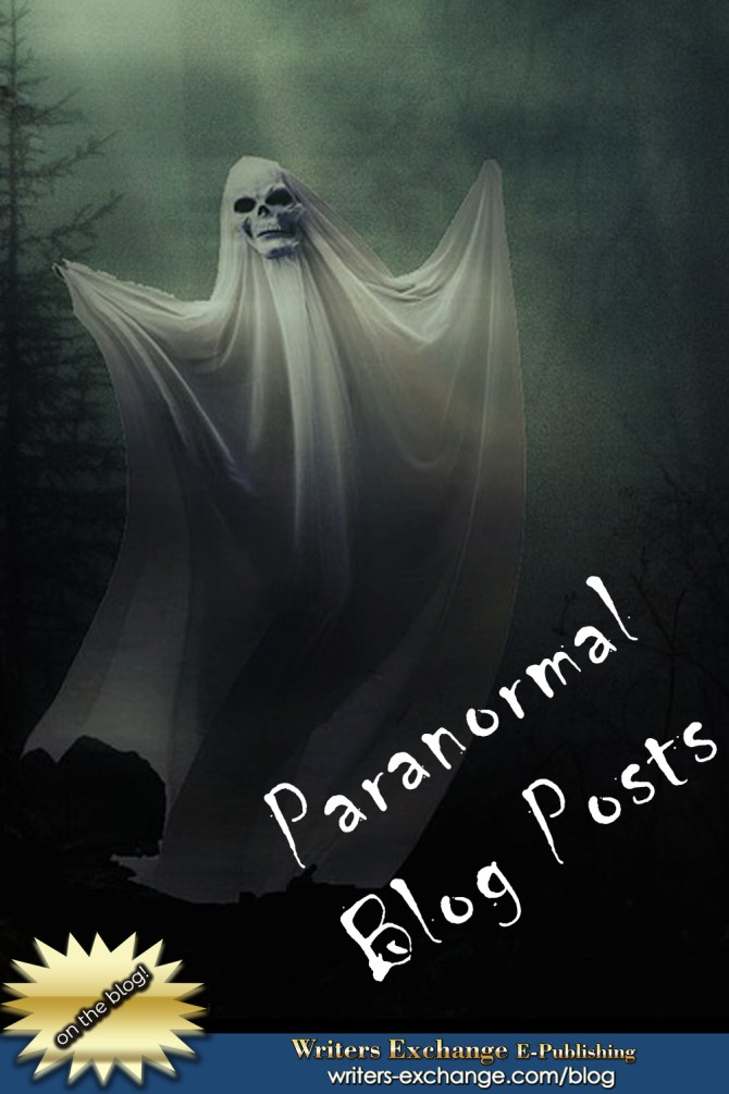Paranormal Blog Posts vertical graphic