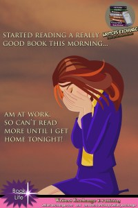Book Meme: Started reading a good book last night...