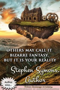 Author Quote: Stephen Symons
