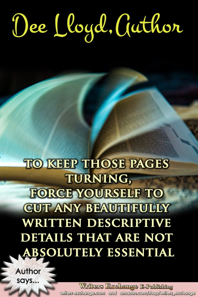 Author Quote: Dee Lloyd Vertical Graphic