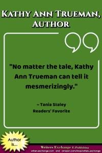 Author Quote: Kathy Trueman