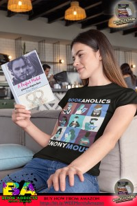 A Perfect Match Novel and Bookaholics Shirt