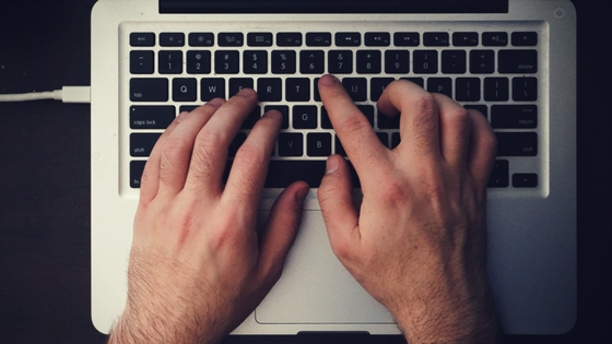 Learning to touch type is one of the best things you can do to improve your typing speed.