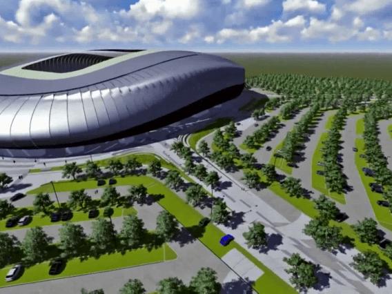 C.F. Monterrey Stadium