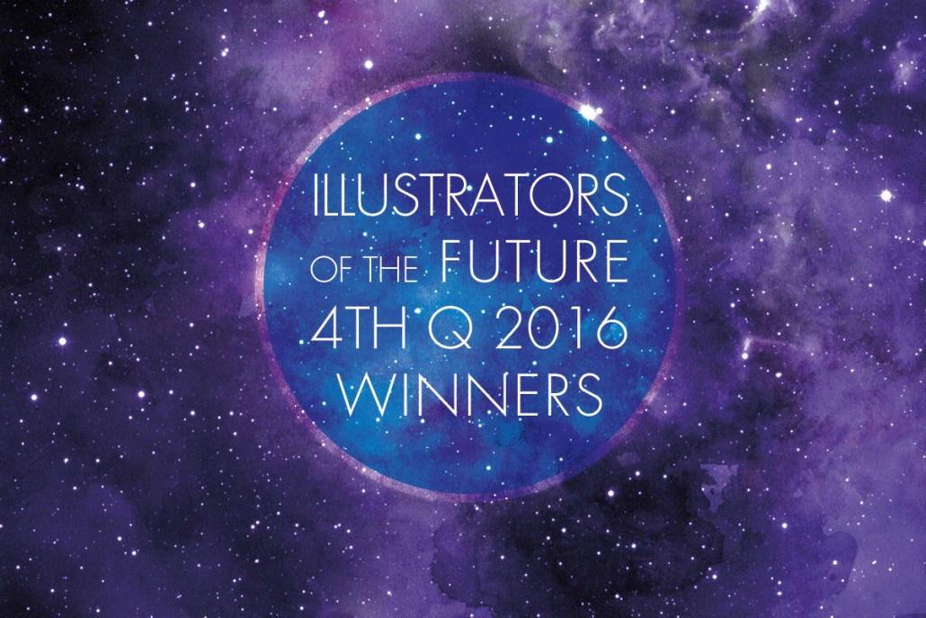 4th Quarter Illustrators of the Future Contest Winners