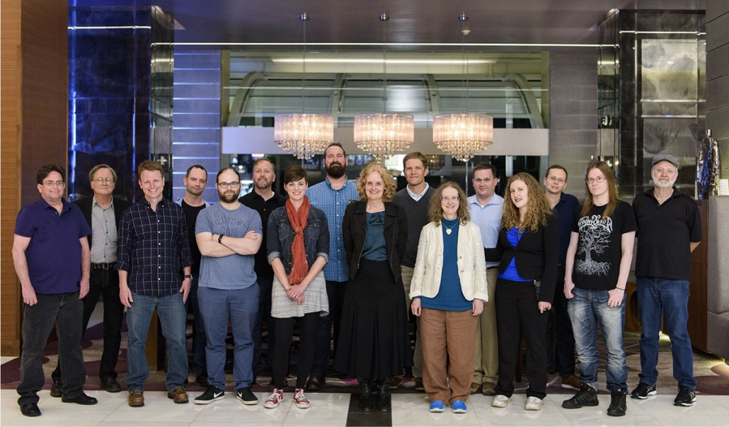 Writers of the Future Workshop 2017