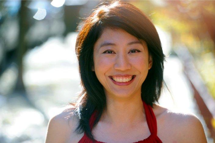 Author Melissa Yuan-Innes