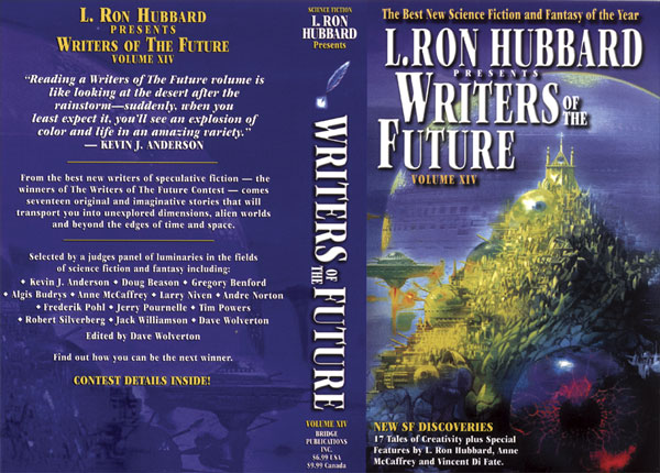 L. Ron Hubbard Presents Writers of the Future Volume 14
