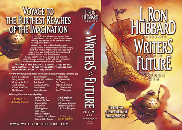 L. Ron Hubbard Presents Writers of the Future Volume 19
