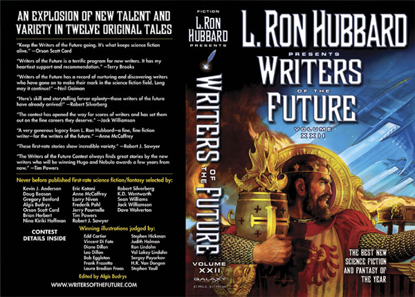 L. Ron Hubbard Presents Writers of the Future Volume 22