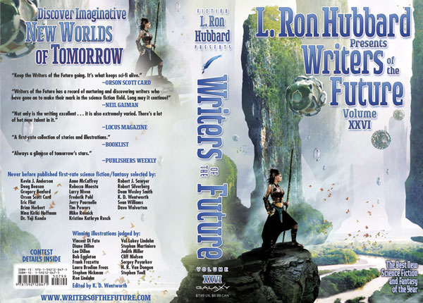 L. Ron Hubbard Presents Writers of the Future Volume 26