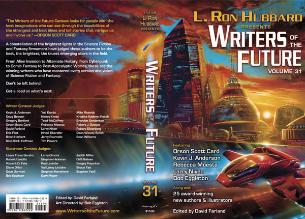L. Ron Hubbard Presents Writers of the Future Volume 31