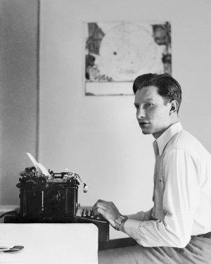 L. Ron Hubbard, 1935