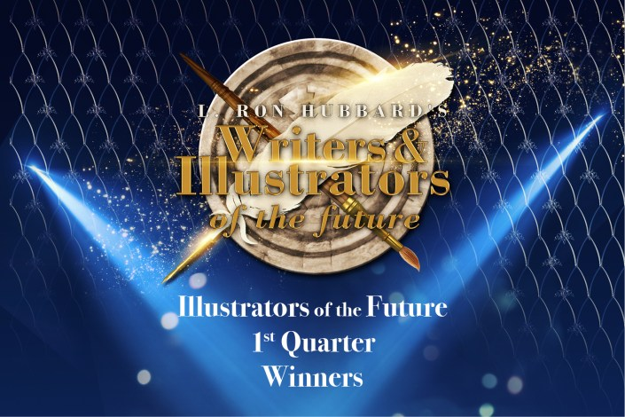 Illustrators of the Future 1st Quarter Winners