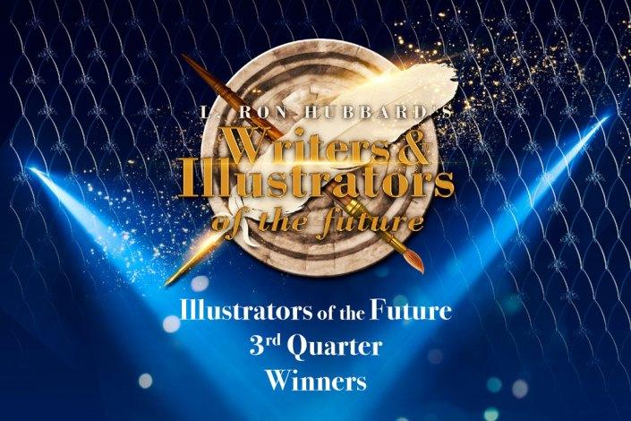 Illustrators of the Future 3rd Quarter Winners