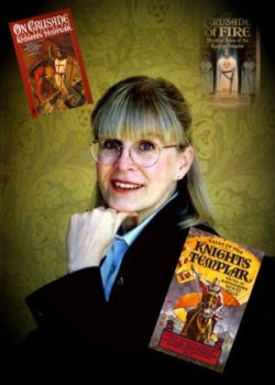 New Writers of the Future Contest Judge, Katherine Kurtz