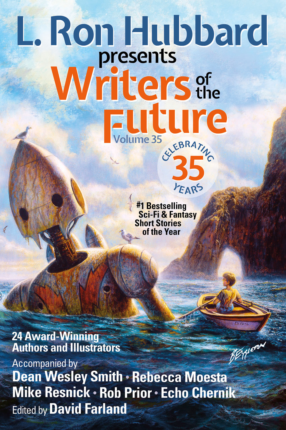 writers of the future 2019