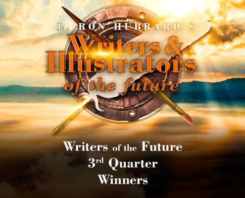 Writers of the Future 3rd Quarter Winners
