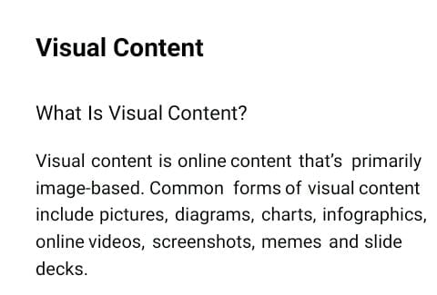 Visual Content Backlinko